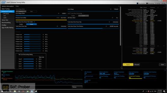 Intel Extreme Tuning Utility 2021 Offline Installer Download-Softprober.com