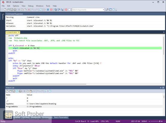 JP Software CMDebug 2021 Offline Installer Download-Softprober.com