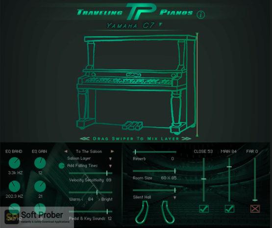Kirk Hunter Studios Traveling Pianos Direct Link Download-Softprober.com
