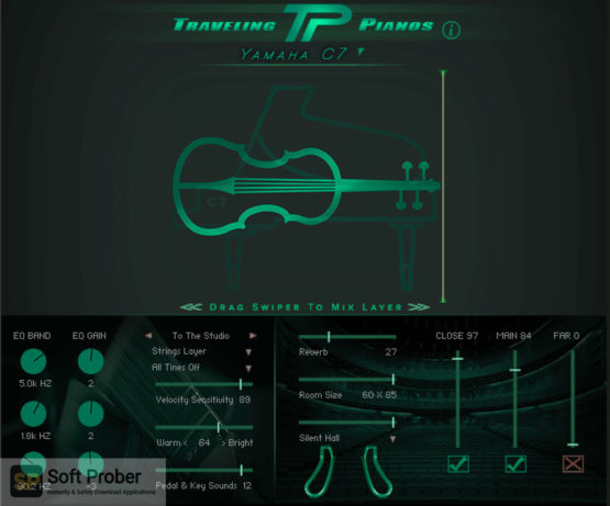 Kirk Hunter Studios Traveling Pianos Latest Version Download-Softprober.com