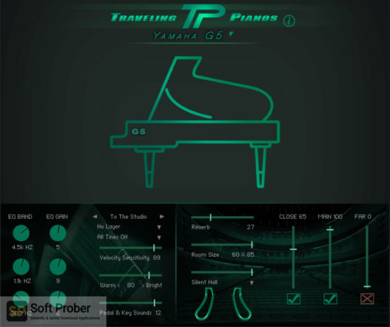 Kirk Hunter Studios Traveling Pianos Offline Installer Download-Softprober.com