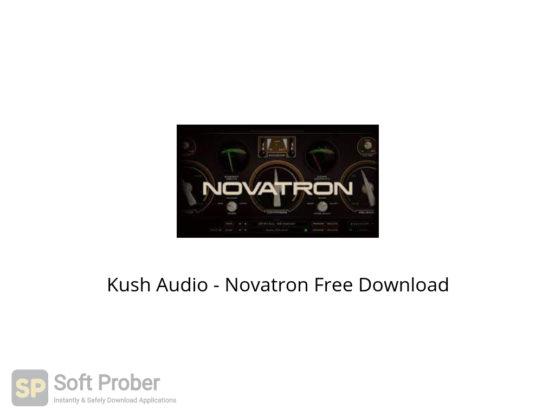 Kush Audio Novatron Free Download-Softprober.com