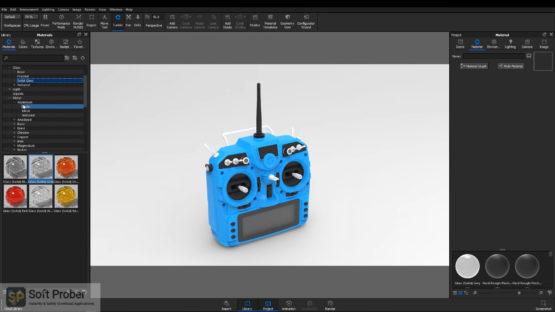 Luxion KeyShot Pro 2021 Direct Link Download-Softprober.com