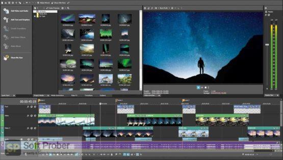 MAGIX Movie Studio 18 2021 Direct Link Download-Softprober.com