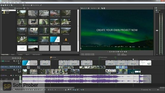 MAGIX Movie Studio 18 2021 Latest Version Download-Softprober.com