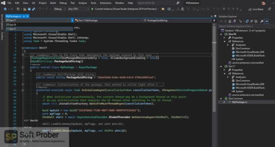 Microsoft Visual Studio 2022 Preview Direct Link Download-Softprober.com