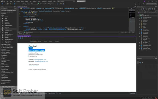 Microsoft Visual Studio 2022 Preview Latest Version Download-Softprober.com