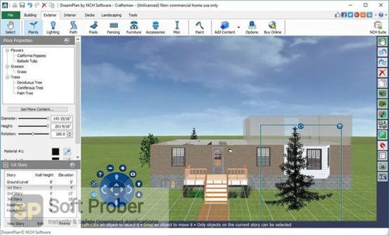 NCH DreamPlan Plus 2021 Direct Link Download-Softprober.com