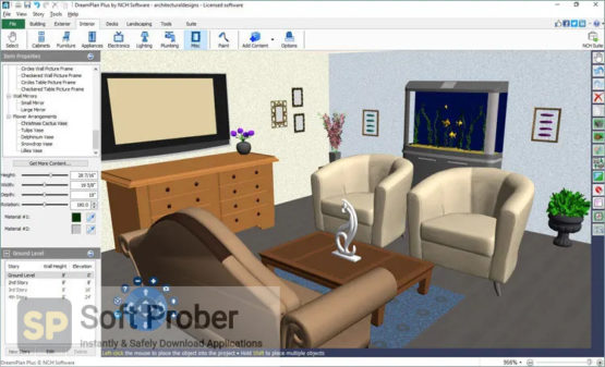 NCH DreamPlan Plus 2021 Latest Version Download-Softprober.com