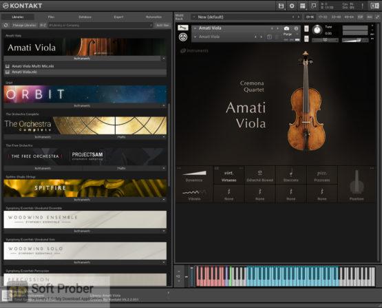 Native Instruments Cremona Quartet Direct Link Download-Softprober.com