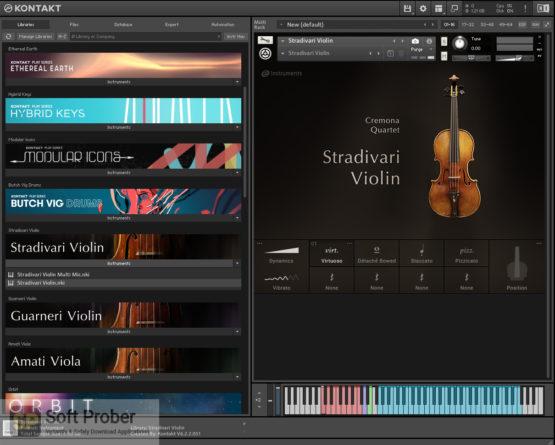Native Instruments Cremona Quartet Latest Version Download-Softprober.com