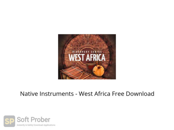 Native Instruments West Africa Free Download-Softprober.com