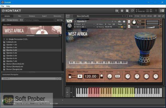Native Instruments West Africa Latest Version Download-Softprober.com