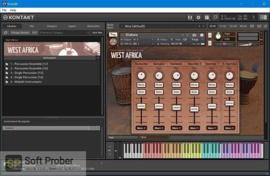 Native Instruments West Africa Offline Installer Download-Softprober.com
