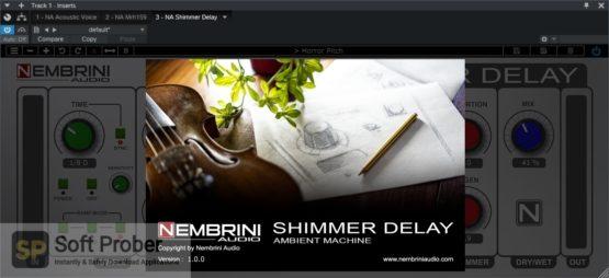 Nembrini Audio Shimmer Delay Ambient Machine Latest Version Download-Softprober.com