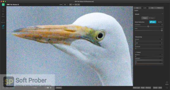 ON1 NoNoise AI 2021 Offline Installer Download-Softprober.com