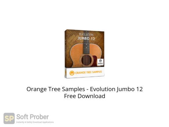 Orange Tree Samples Evolution Jumbo 12 Free Download-Softprober.com