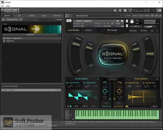 Output Signal Latest Version Download-Softprober.com