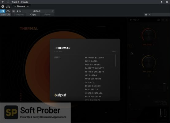 Output Thermal Latest Version Download-Softprober.com