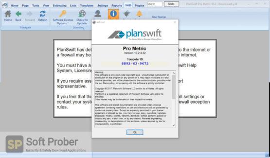 PlanSwift Pro Metric 2021 Latest Version Download-Softprober.com