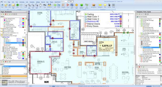 PlanSwift Pro Metric 2021 Offline Installer Download-Softprober.com
