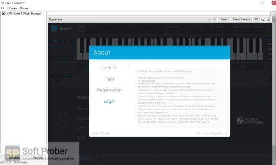 Plugin Boutique Scaler 2 Latest Version Download-Softprober.com