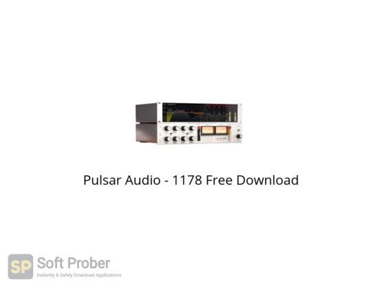 Pulsar Audio 1178 Free Download-Softprober.com