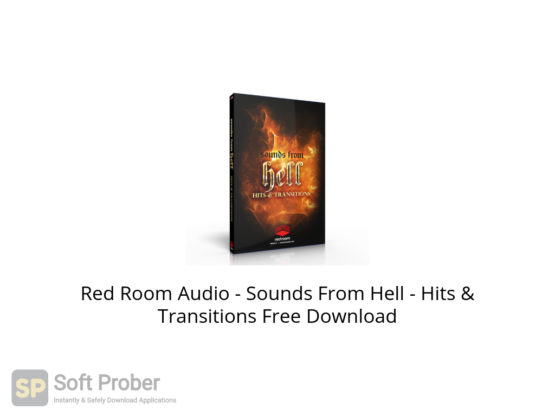 Red Room Audio Sounds From Hell Hits & Transitions Free Download-Softprober.com