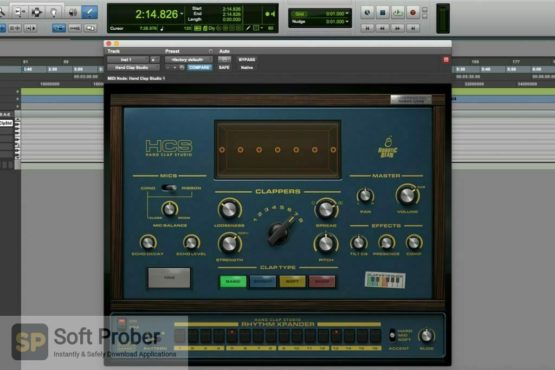 Robotic Bean Hand Clap Studio Latest Version Download-Softprober.com