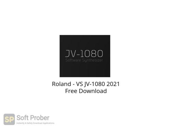Roland VS JV 1080 2021 Free Download-Softprober.com