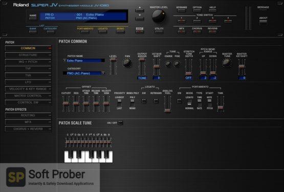 Roland VS JV 1080 2021 Latest Version Download-Softprober.com