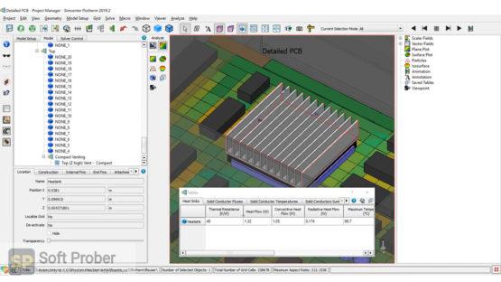 Siemens Simcenter FloTHERM XT 2021 Latest Version Download-Softprober.com