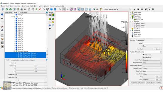 Siemens Simcenter FloTHERM XT 2021 Offline Installer Download-Softprober.com