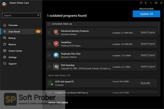 Smart Driver Care Pro 2021 Direct Link Download-Softprober.com