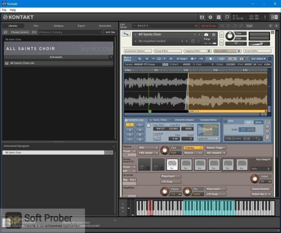 Soniccouture ALL SAINTS CHOIR Latest Version Download-Softprober.com