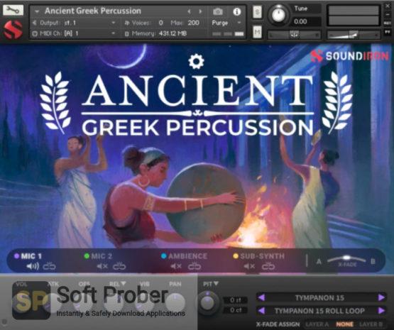 Soundiron Ancient Greek Percussion Direct Link Download-Softprober.com