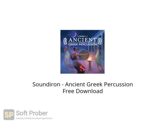 Soundiron Ancient Greek Percussion Free Download-Softprober.com