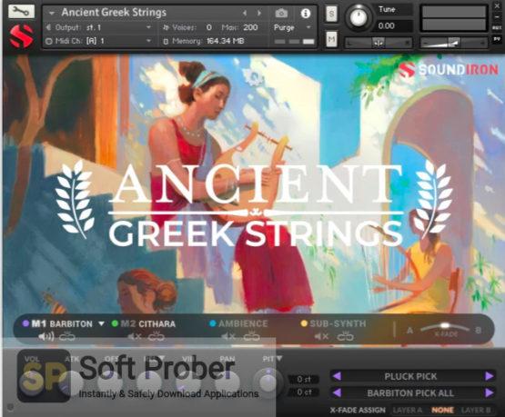 Soundiron Ancient Greek Strings Direct Link Download-Softprober.com