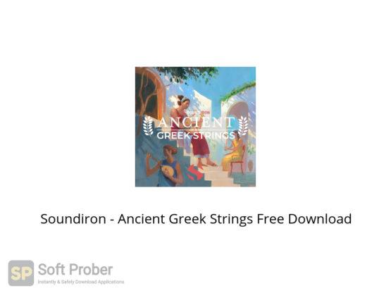 Soundiron Ancient Greek Strings Free Download-Softprober.com
