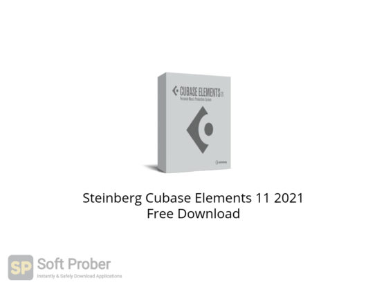 Steinberg Cubase Elements 11 2021 Free Download-Softprober.com