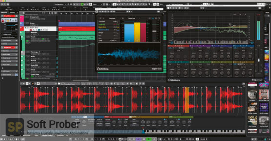 Steinberg Cubase Elements 11 2021 Latest Version Download-Softprober.com