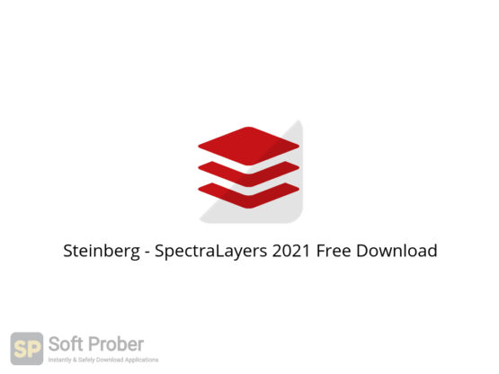Steinberg SpectraLayers 2021 Free Download-Softprober.com