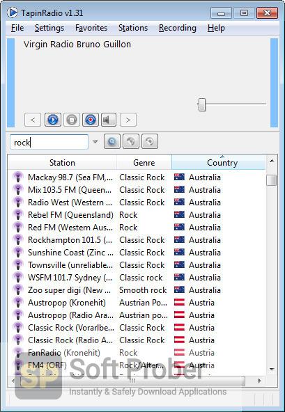 TapinRadio 2021 Offline Installer Download-Softprober.com