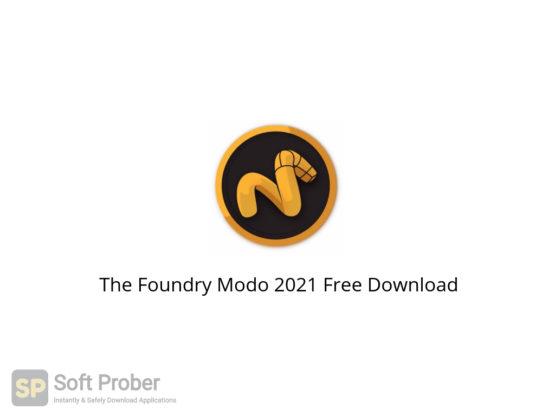 The Foundry Modo 2021 Free Download-Softprober.com