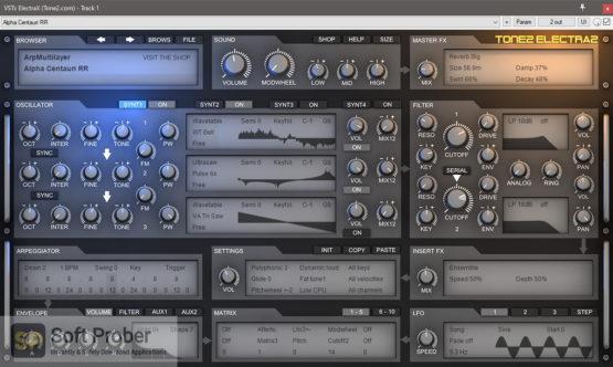 Tone2 Electra 2021 Offline Installer Download-Softprober.com