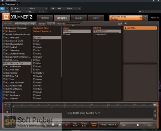 ToonTrack Electronic Edge EZX Latest Version Download-Softprober.com