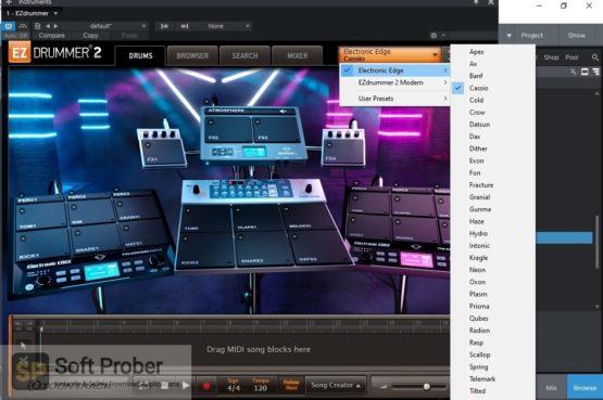 ToonTrack Electronic Edge EZX Offline Installer Download-Softprober.com