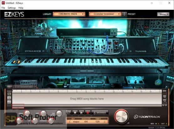 Toontrack EZkeys Cinematic Pads Direct Link Download-Softprober.com