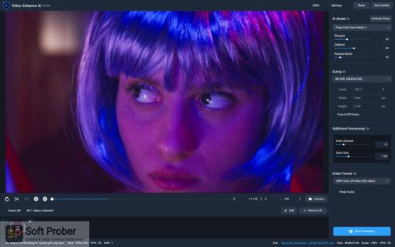 Topaz Video Enhance AI 2021 Offline Installer Download-Softprober.com