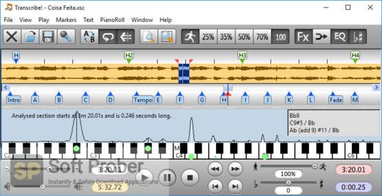 Transcribe! 9 2021 Direct Link Download-Softprober.com